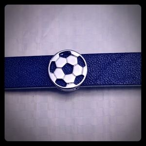 Keep Collective soccer ball charm